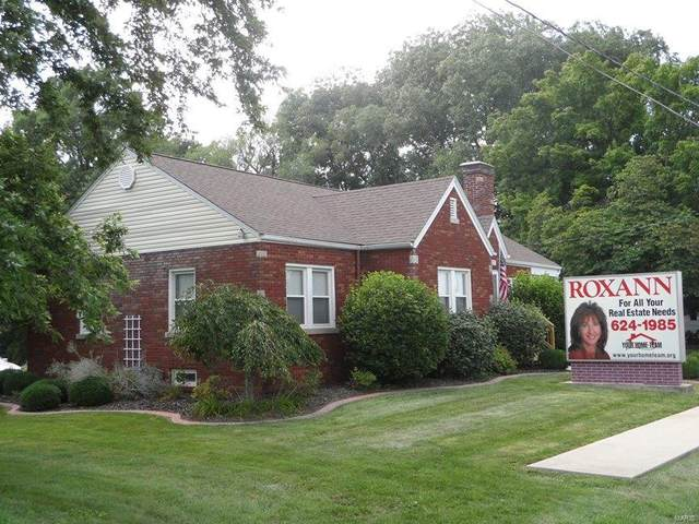 813 W Highway 50, O'Fallon, IL 62269 (#20043525) :: RE/MAX Vision