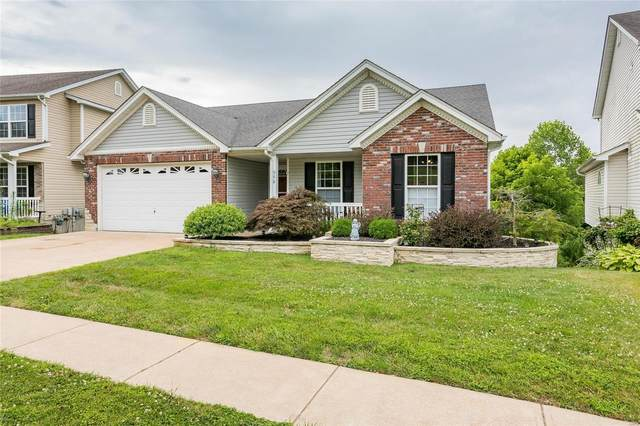 998 Winter Lake Drive, Fenton, MO 63026 (#20043583) :: Peter Lu Team