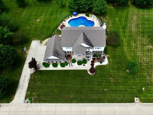 4105 Abinger Place, Swansea, IL 62226 (#20043602) :: Clarity Street Realty