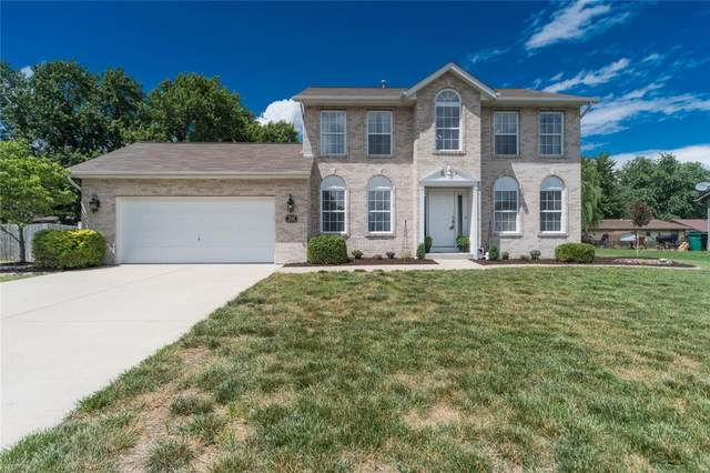 705 Columbia Avenue, Fairview Heights, IL 62208 (#20043603) :: Clarity Street Realty