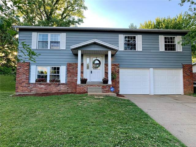 2487 Periwinkle, Florissant, MO 63031 (#20043610) :: The Becky O'Neill Power Home Selling Team