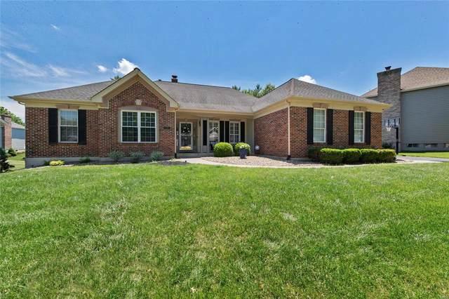 1256 Hillcrest Field, Chesterfield, MO 63005 (#20043629) :: Realty Executives, Fort Leonard Wood LLC