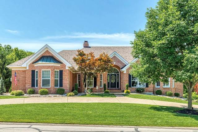 671 Clifden Drive, Weldon Spring, MO 63304 (#20043636) :: Kelly Hager Group | TdD Premier Real Estate