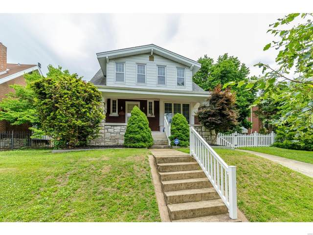 6122 S Grand Boulevard, St Louis, MO 63111 (#20043674) :: Kelly Hager Group | TdD Premier Real Estate