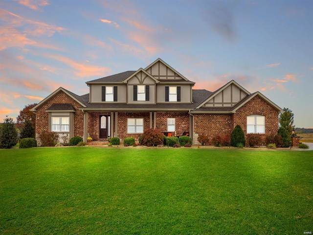 564 Lacroix Way, Columbia, IL 62236 (#20043678) :: The Becky O'Neill Power Home Selling Team