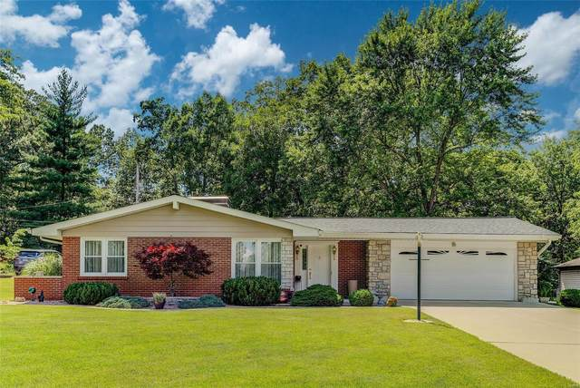 9431 Oakwood Manor Lane, St Louis, MO 63126 (#20043710) :: The Becky O'Neill Power Home Selling Team