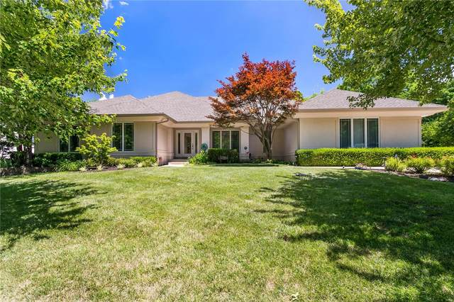 1390 Regency Estates Court, Chesterfield, MO 63017 (#20043713) :: The Becky O'Neill Power Home Selling Team