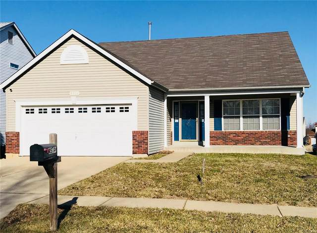 4514 Richmond Forest Drive, Florissant, MO 63034 (#20043715) :: The Becky O'Neill Power Home Selling Team