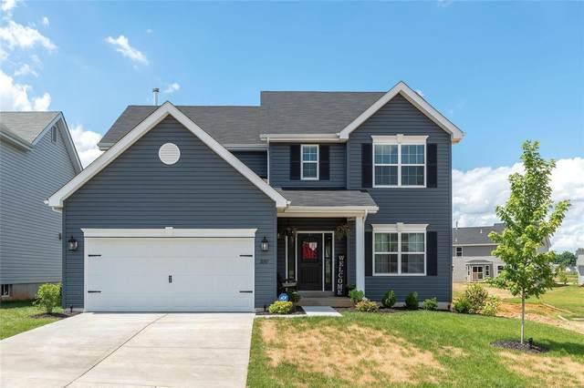 3157 Willow Point Drive, Imperial, MO 63052 (#20043734) :: Peter Lu Team