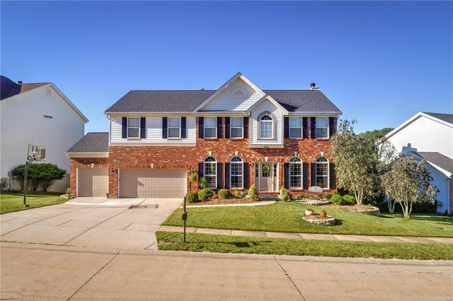 912 Legends View Drive, Eureka, MO 63025 (#20043751) :: Clarity Street Realty