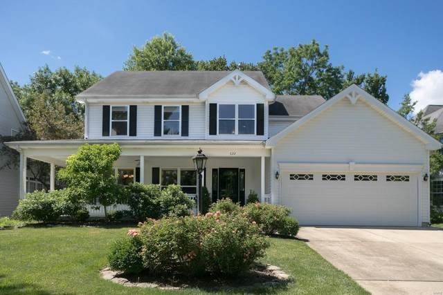 622 E Pacific Ave., Webster Groves, MO 63119 (#20043770) :: The Becky O'Neill Power Home Selling Team