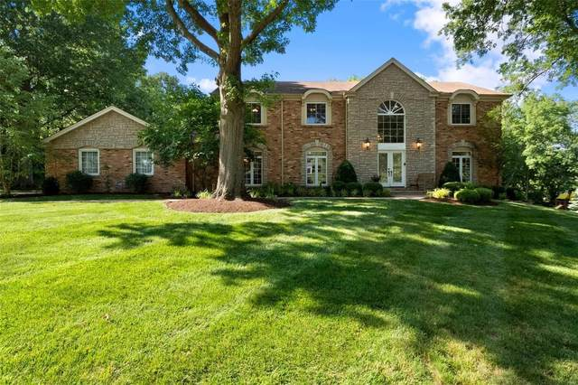 13663 Armstead, Town and Country, MO 63131 (#20043793) :: Peter Lu Team
