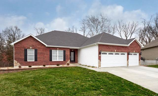 120 Bobcat Court, Wentzville, MO 63385 (#20043802) :: Matt Smith Real Estate Group