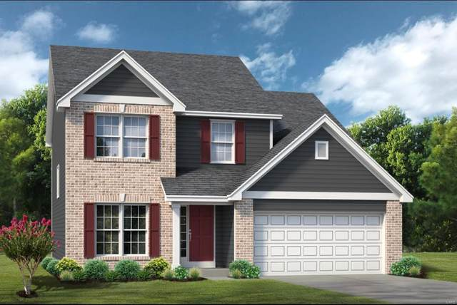 1717 Canopy Crest Circle, Swansea, IL 62226 (#20043825) :: The Becky O'Neill Power Home Selling Team