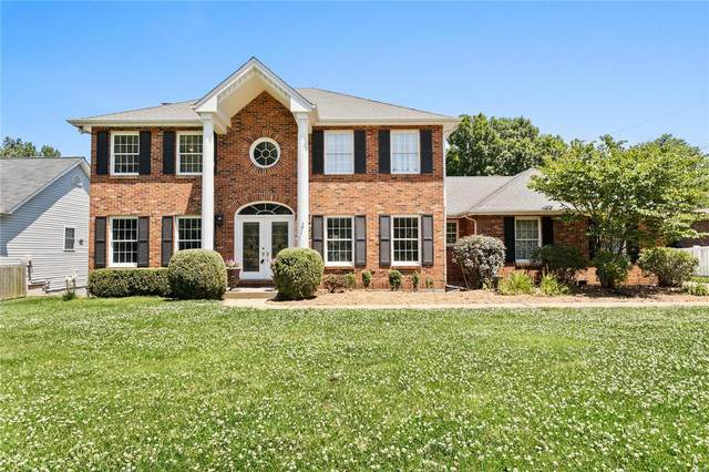 13451 Beagle, St Louis, MO 63141 (#20043898) :: St. Louis Finest Homes Realty Group