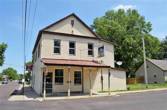 319 W Laurel Street, Millstadt, IL 62260 (#20043903) :: Parson Realty Group