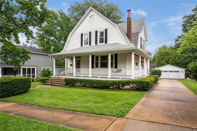 422 Marion Avenue, Webster Groves, MO 63119 (#20043929) :: Clarity Street Realty