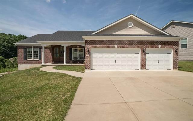1702 Springbrook Drive, Barnhart, MO 63012 (#20043932) :: The Becky O'Neill Power Home Selling Team