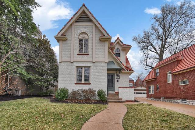 7383 Norwood Avenue, University City, MO 63130 (#20043939) :: Kelly Hager Group | TdD Premier Real Estate