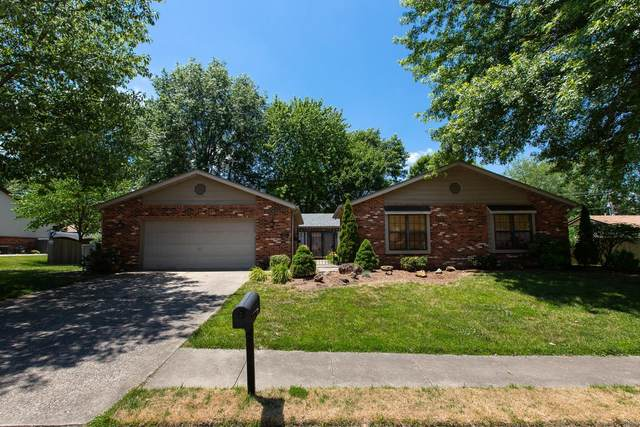 1033 Woodleaf Drive, O'Fallon, IL 62269 (#20043948) :: Parson Realty Group