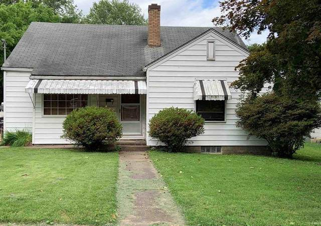 603 N Almond Street, CARBONDALE, IL 62901 (#20043952) :: Clarity Street Realty