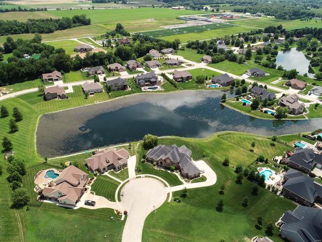 3702 N Arbor Lake, Edwardsville, IL 62025 (#20044017) :: Century 21 Advantage