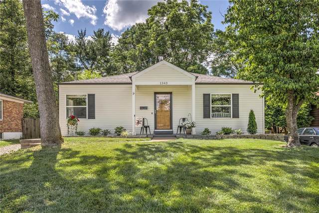 1343 Mckinley Avenue, St Louis, MO 63119 (#20044057) :: Walker Real Estate Team