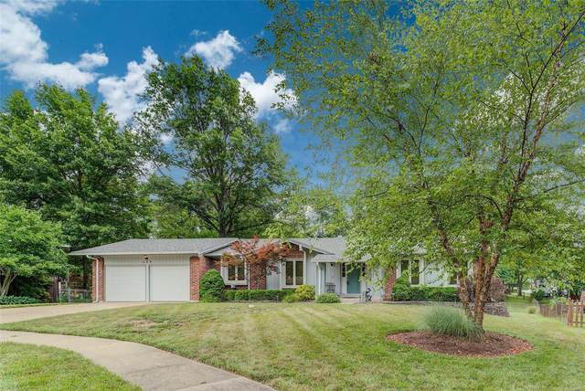 468 Cortequay Court, Manchester, MO 63021 (#20044190) :: Walker Real Estate Team