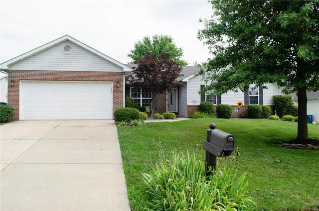 3207 Fox Hunters Court, Shiloh, IL 62221 (#20044196) :: Clarity Street Realty