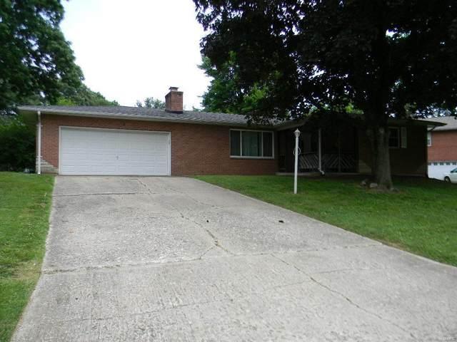 148 Hampton Drive, Glen Carbon, IL 62034 (#20044202) :: Hartmann Realtors Inc.