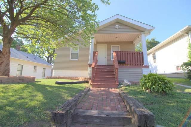 136 W 4th Street, Roxana, IL 62084 (#20044223) :: Parson Realty Group
