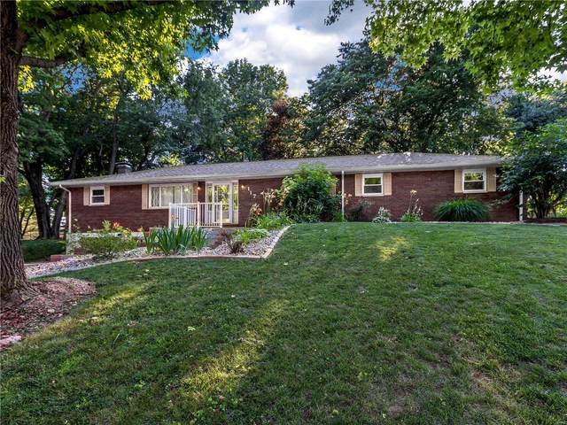117 Roger Drive, Collinsville, IL 62234 (#20044224) :: Clarity Street Realty