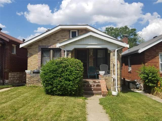 4853 Calvin Avenue, St Louis, MO 63115 (#20044226) :: Peter Lu Team