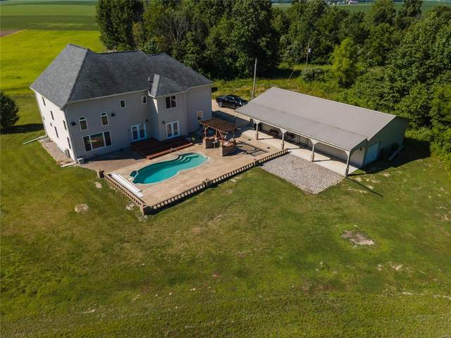 7354 Farthing Road, PATOKA, IL 62875 (#20044241) :: The Becky O'Neill Power Home Selling Team
