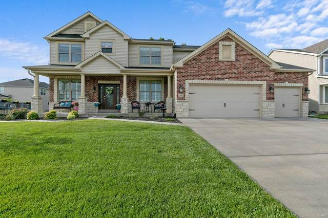 144 Oakhurst Drive, O'Fallon, MO 63368 (#20044252) :: The Becky O'Neill Power Home Selling Team