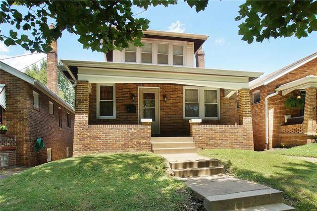 5521 Lisette Avenue, St Louis, MO 63109 (#20044281) :: Clarity Street Realty