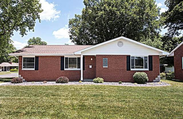 901 Sycamore Street, Highland, IL 62249 (#20044304) :: Clarity Street Realty