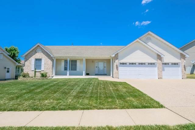 6909 Emmons Drive, O'Fallon, MO 63368 (#20044314) :: Kelly Hager Group | TdD Premier Real Estate