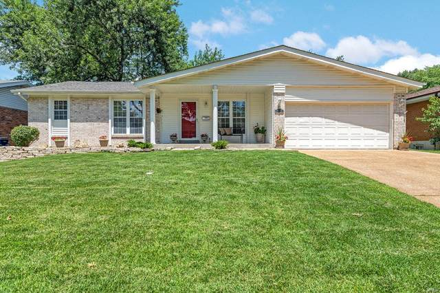 10179 Buffton Drive, St Louis, MO 63123 (#20044332) :: Walker Real Estate Team