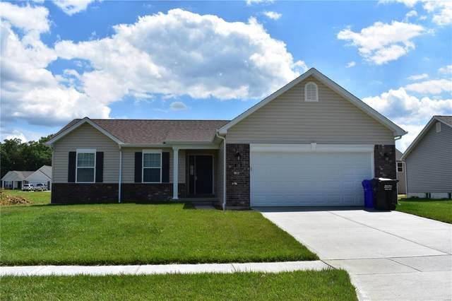 101 Tbb-Lot 1 Bryan Ridge, Wright City, MO 63390 (#20044379) :: Clarity Street Realty