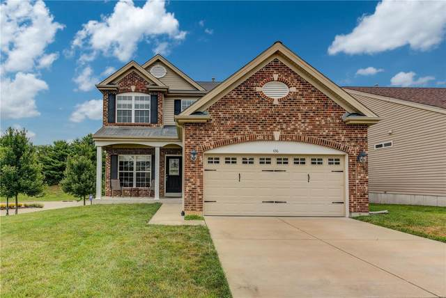 436 Angelique, Saint Charles, MO 63303 (#20044391) :: Clarity Street Realty