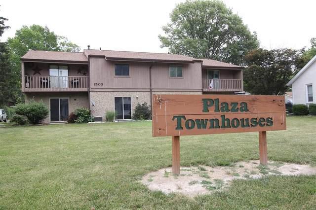 1503 Poplar Street #6, Highland, IL 62249 (#20044392) :: The Becky O'Neill Power Home Selling Team