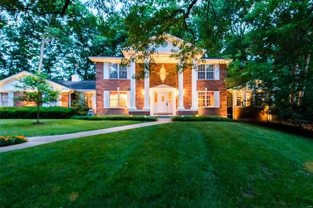 12669 Bradford Woods Drive, St Louis, MO 63127 (#20044409) :: Parson Realty Group