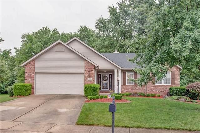 1514 Stonebrooke Drive, Edwardsville, IL 62025 (#20044422) :: Walker Real Estate Team
