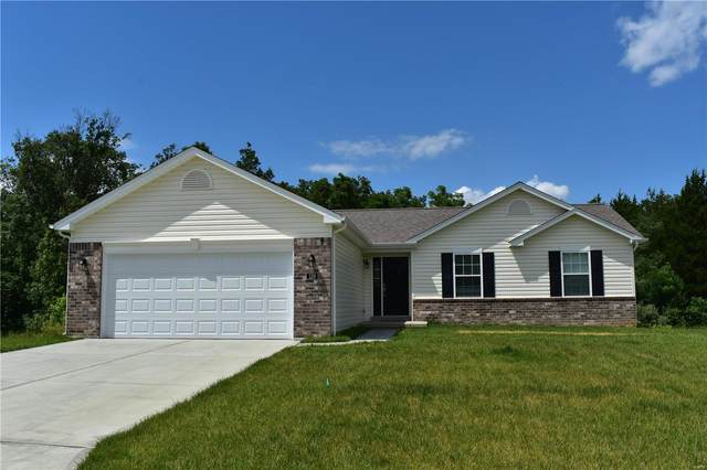 127 Tbb-Lot 14 Bryan Ridge, Wright City, MO 63390 (#20044439) :: Peter Lu Team