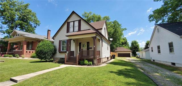 316 S Virginia Avenue, Belleville, IL 62220 (#20044460) :: The Becky O'Neill Power Home Selling Team