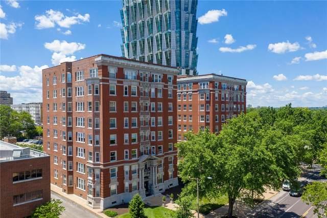 4944 Lindell Boulevard 3W, St Louis, MO 63108 (#20044474) :: Matt Smith Real Estate Group