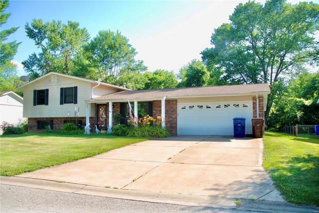 23 Blackwood Lane, Saint Peters, MO 63376 (#20044484) :: Realty Executives, Fort Leonard Wood LLC