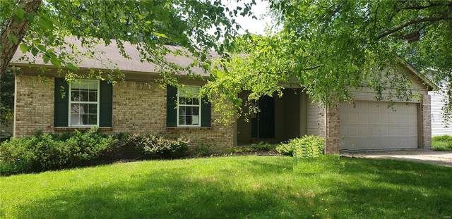 1005 Hunter Lane, Lake St Louis, MO 63367 (#20044490) :: The Becky O'Neill Power Home Selling Team