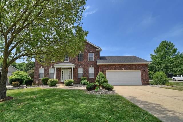 2 Jennifer Lane, Edwardsville, IL 62025 (#20044534) :: The Becky O'Neill Power Home Selling Team